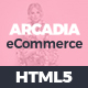 Arcadia - Ecommerce Multipurpose HTML5 Template