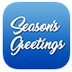 Season's Greetings - Greeting card
