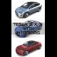 2017 Tesla S-X-3 Collection w interior