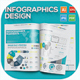 Infographics Template Design - GraphicRiver Item for Sale