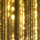 Golden Particle Line Background - VideoHive Item for Sale