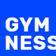 Gymness — Sport, Gym and Fitness PSD Template