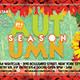 Autumn Season Flyer