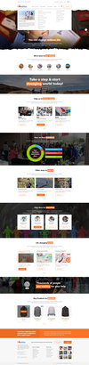55 homepage v1 mega menu.  thumbnail