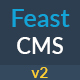 FeastCMS v2.0 - PHP Content management system