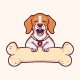 Beagle Puppy - GraphicRiver Item for Sale