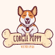 Corgie Puppy - GraphicRiver Item for Sale