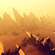 Fantastic Landscape In The Desert - VideoHive Item for Sale