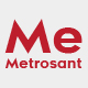 Metrosant font - GraphicRiver Item for Sale