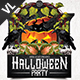 Halloween Party Poster / Flyer V01 - GraphicRiver Item for Sale