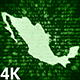 Mexico Map Digital 4K (2 in 1) - VideoHive Item for Sale