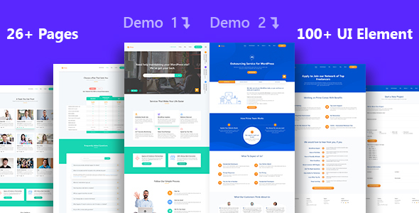 Prime - Multi-Purpose Business Services PSD Template - Business Corporate