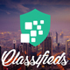 Classified ads marketplace mobile app