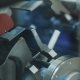 Gear System Rotation Mechanism at the Factory - VideoHive Item for Sale