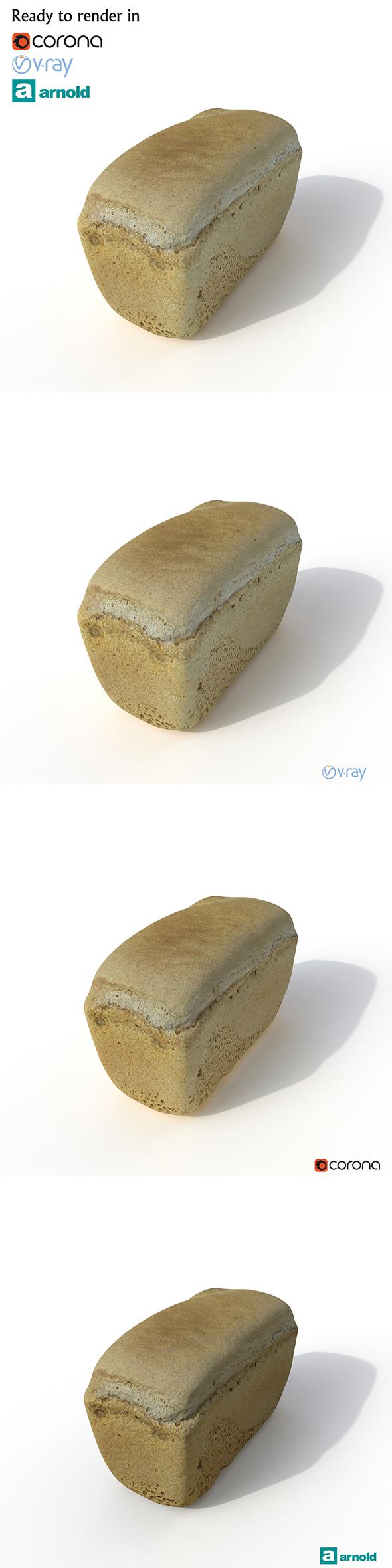 3DOcean Bread 20780770