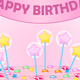 Birthday Cake - GraphicRiver Item for Sale