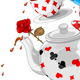 Wonder Tea Party Pyramid - GraphicRiver Item for Sale