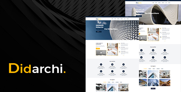 ThemeForest Didarchi Architecture and Business HTML Template 20781863