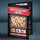 Hotel | Restaurant Menu Card 6 - GraphicRiver Item for Sale