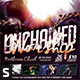 Unchained Worship CD Album Artwork