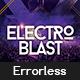 Electro Blast Flyer