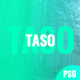 Taso - App Landing PSD Template - ThemeForest Item for Sale