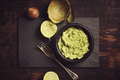 fresh homemade guacomole sauce - PhotoDune Item for Sale