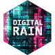 Digital Rain - VideoHive Item for Sale