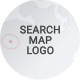 Search Map Logo