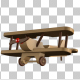 Flying Toy Plane - VideoHive Item for Sale