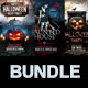 Halloween Flyers Bundle v2 - GraphicRiver Item for Sale