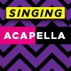 Acapella Singing Vocals Pack
