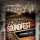 Live Music Festival Flyer / Poster