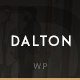 Dalton - Clean Multi-Purpose WordPress Theme - ThemeForest Item for Sale