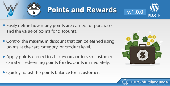 CodeCanyon Easy Digital Downloads Points and Rewards 20786389