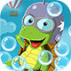 Flying Turtle - HTML5 Game (CAPX)