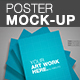 9 Poster Minimal Mockup - GraphicRiver Item for Sale