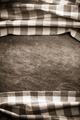 checked cloth napkin - PhotoDune Item for Sale