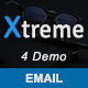 Xtreme - Multipurpose Responsive Email Template - ThemeForest Item for Sale