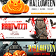 Halloween Facebook Cover V2 - GraphicRiver Item for Sale