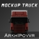 Truck Mockup - GraphicRiver Item for Sale