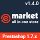 E-market - Flexible Responsive PrestaShop 1.7 Theme - ThemeForest Item for Sale