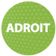 ADROIT - Personal Portfolio Template - ThemeForest Item for Sale