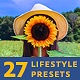 27 Lifestyle Lightroom Presets - GraphicRiver Item for Sale