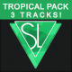 Positive Tropical House Pack - AudioJungle Item for Sale
