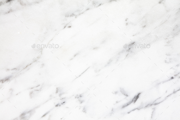 White Carrara Marble natural light surface for bathroom or kitch - Stock Photo - Images