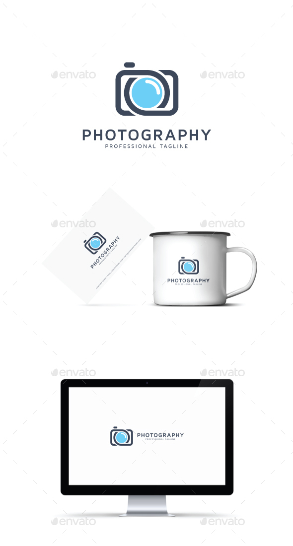 GraphicRiver Photography Logo 20789654