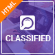 Classified - Classified and Listing HTML Template - ThemeForest Item for Sale