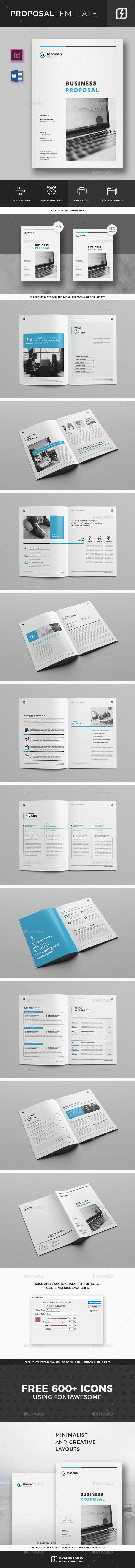 GraphicRiver Proposal Template 20768106