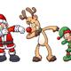 Christmas Dabbing